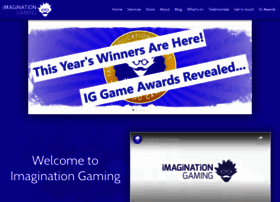 Imaginationgaming.co.uk thumbnail