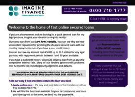 Imagine-loans.co.uk thumbnail