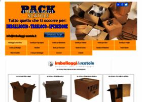 Imballaggi-scatole.it thumbnail