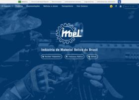 Imbel.gov.br thumbnail