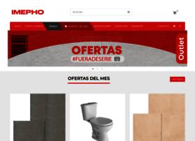Imepho.com.ar thumbnail