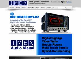 Imex.co.uk thumbnail