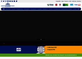 Imibh.edu.in thumbnail