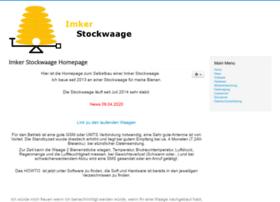 Imker-stockwaage.de thumbnail