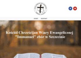 Immanuel.szczecin.pl thumbnail