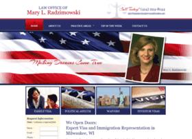 Immigrationlawyermilwaukee.net thumbnail