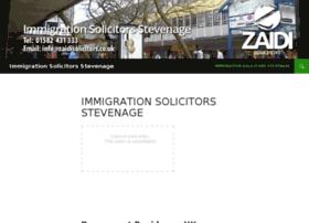 Immigrationsolicitorsstevenage.co.uk thumbnail