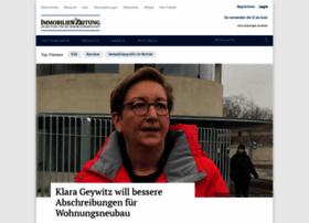 Immobilien-zeitung.de thumbnail