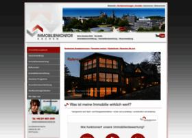 Immobilienkontor-aachen.de thumbnail