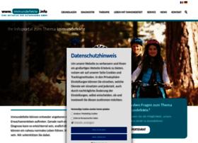 Immundefekte.info thumbnail