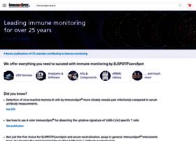 Immunospot.com thumbnail