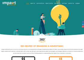 Impactads.co.in thumbnail