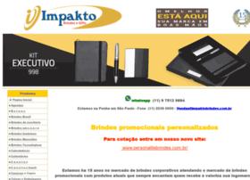 Impaktobrindes.com.br thumbnail