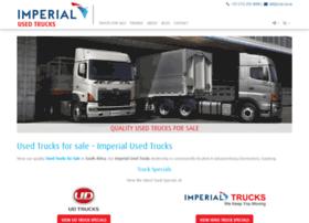 Imperialusedtrucks.co.za thumbnail
