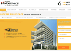 Imperiamindspace.net.in thumbnail