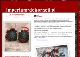 Imperium-dekoracji.pl thumbnail