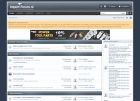 Import-forum.nl.webhosting121.transurl.nl thumbnail