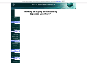 Import-japanese-car.com thumbnail