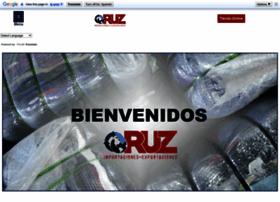 Importadoraruz.cl thumbnail