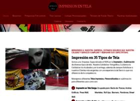 Impresionentela.com.mx thumbnail