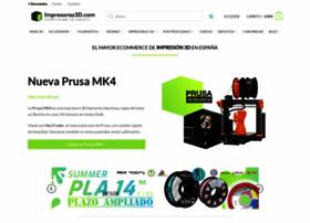 Impresoras3d.com thumbnail