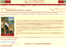 Impressionniste.net thumbnail