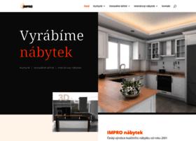 Impro-nabytek.cz thumbnail