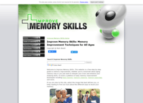 Improve-memory-skills.com thumbnail