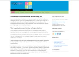 Improvision.co.za thumbnail