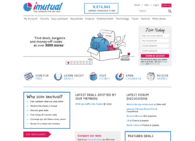 Imutual.co.uk thumbnail