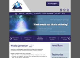 In-momentum.com thumbnail