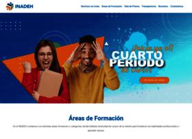 Inadeh.edu.pa thumbnail