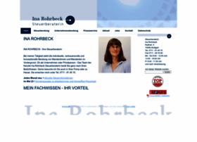 Inarohrbeck.de thumbnail