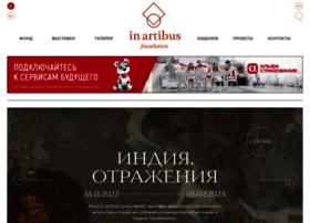 Inartibus.org thumbnail