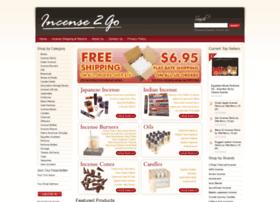 Incense2go.com thumbnail