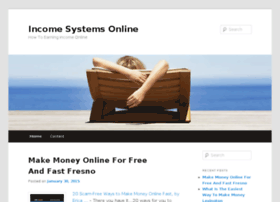 Incomesystemsonline.com thumbnail