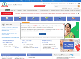 Incometaxindia.gov.in thumbnail