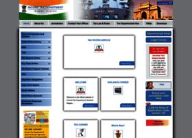 Incometaxmumbai.gov.in thumbnail