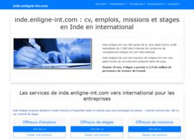 Inde.enligne-fr.com thumbnail