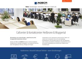 Indeca-business.de thumbnail