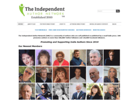 Independentauthornetwork.com thumbnail