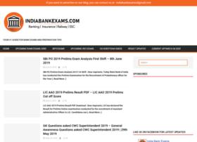 Indiabankexams.com thumbnail