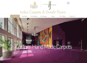 Indiacarpets.co.in thumbnail
