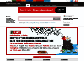 Indiaenvironmentportal.org.in thumbnail