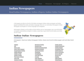 Indiaepapers.com thumbnail