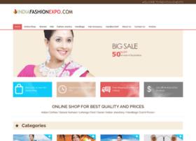 ... India Fashion Expo - Indian Clothes I Salwar Kameez I Lehenga Choli I