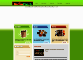 Indiafresh.us thumbnail