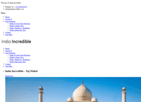 Indiaincredible.co.in thumbnail