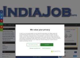 Indiajob.info thumbnail