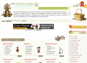 Indian-handicrafts-suppliers.com thumbnail
